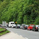 BIHAMK - Usporen saobraćaj na nekoliko dionica