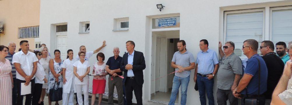 Svečano otvorena rekonstruisana ambulanta u Dubokom Potoku