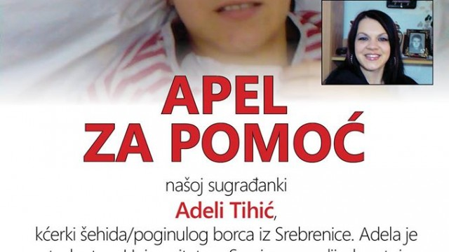 Adela Tihic apel