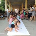 """U okviru OGUS-a održane manifestacije """"Djeca crtaju svom gradu"""" i """"Dječiji festival pop muzike"""""""