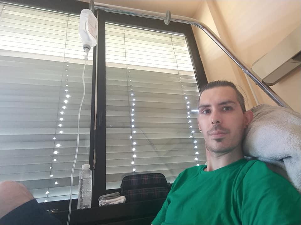 Edin Mujić (31) iz Tuzle treba našu pomoć, kako bi dobio najtežu životnu bitku