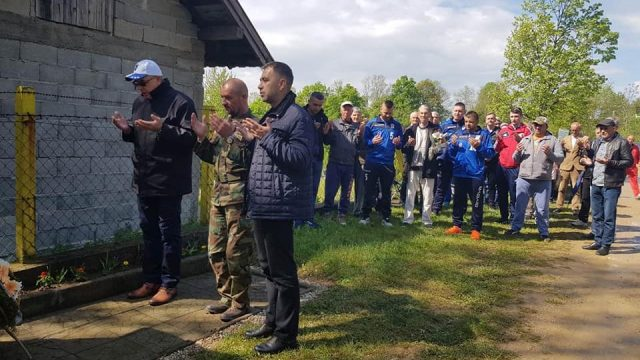 """U Gornjem Srebreniku održana manifestacija """"11 ljiljana"""""""