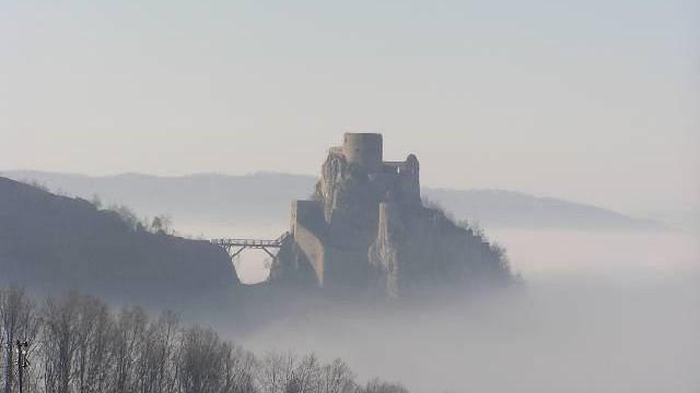 Gradina u magli