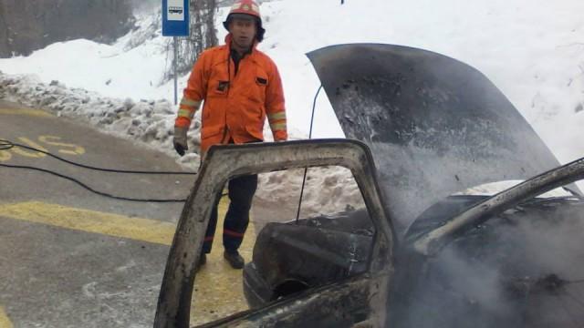 Izgoreno auto 1