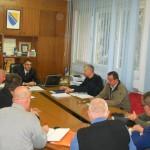 Načelnik Nihad Omerović održao prvi sastanak Kolegija općinskog načelnika