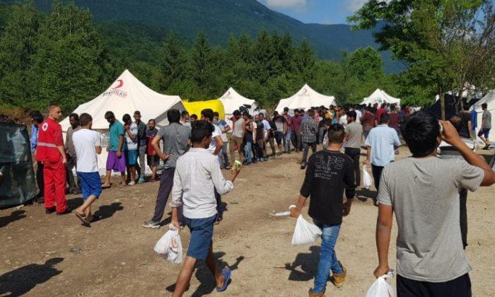 U BiH u 2019. godini ušlo 30.000 migranata