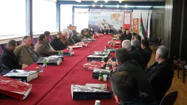 Načelnik općine Srebrenik Nihad Omerović organizirao tradicionalne novogodišnje prijeme