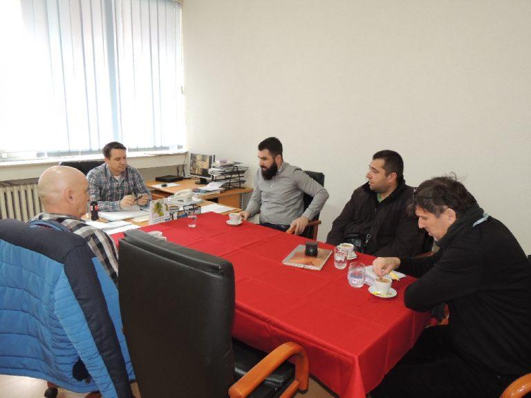 Delegacija Narodnog pozorišta Tuzla posjetila Dom kulture Srebrenik