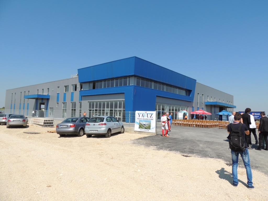 Nova fabrika