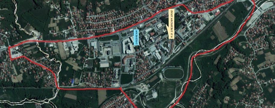 Gradska uprava Srebrenik – Izmjene Regulacionog plana