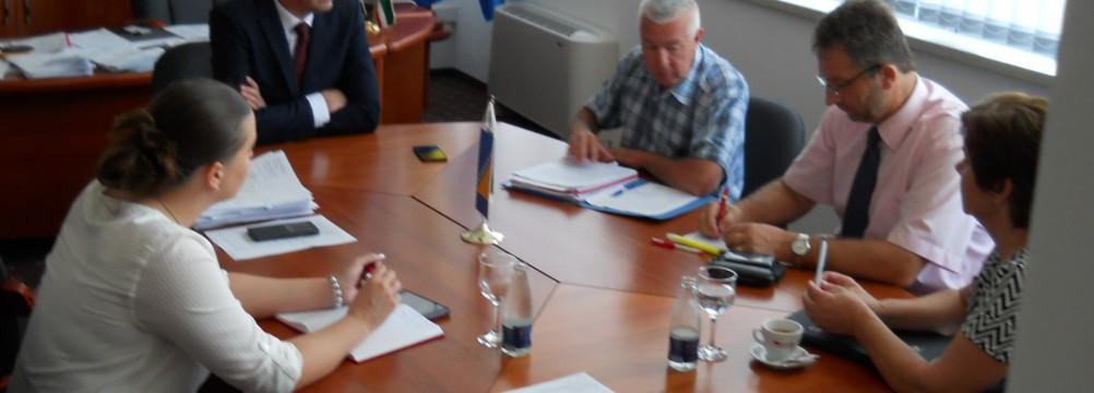 Delegacija Vlade TK u posjeti Srebreniku