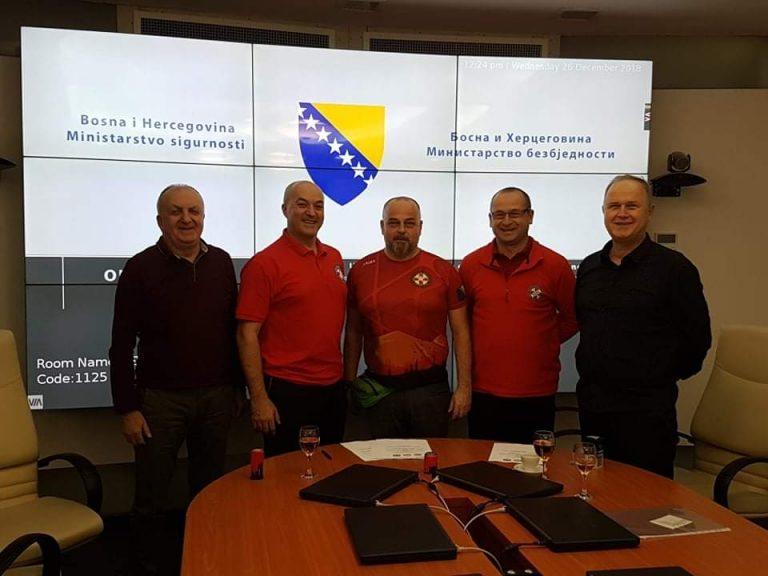 Potpisan Sporazum o saradnji između gorskih službi spašavanja