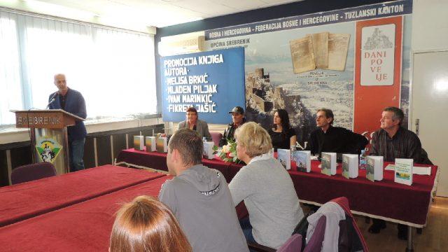 U  Dom kulture u Srebreniku promovirane četiri knjige