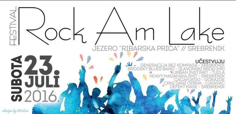 Večeras prvi Rock am Lake fest u Srebreniku