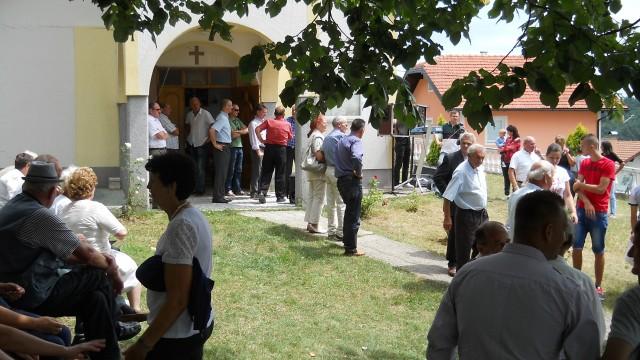 Dan svete Ane obilježen u naselju Straža