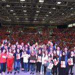 Sedmi Dječiji festival u Zenici - Pjesma, ples, gluma, vrijedne nagrade i sjajna zabava za 6.500 učenika iz cijele BiH
