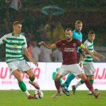 Porazu Sarajeva u prvom pretkolu Lige prvaka