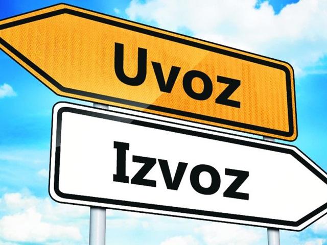 Uvoz u BiH i u 2018. veći od izvoza