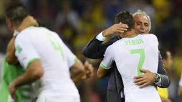 Njemačka izbacila junački Alžir, uplakanom Vahidu Halilhodžiću čestitali svi igrači