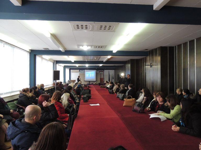 Dom zdravlja Srebrenik organizirao predavanje o prevenciji karcinoma grlića maternice