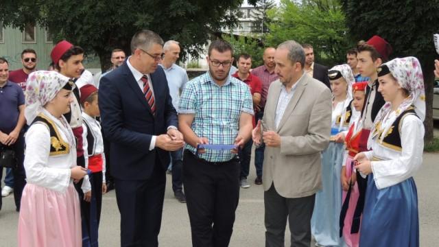 Otvoren Biznis centar u Srebreniku - prilika za mlade poduzetnike
