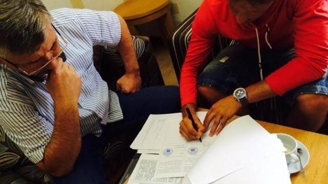 Samir Bekrić potpisao za uzbekistanski Bunyodkor: Prezadovoljan sam!