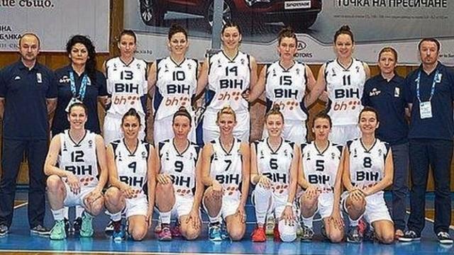 Pobjeda mladih bh. košarkašica nad Islandom