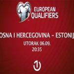 Pred meč protiv Estonije atmosfera u reprezentaciji na visokom nivou