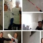 Mladi u Bijeljini prekrečili grafite sa govorom mržnje