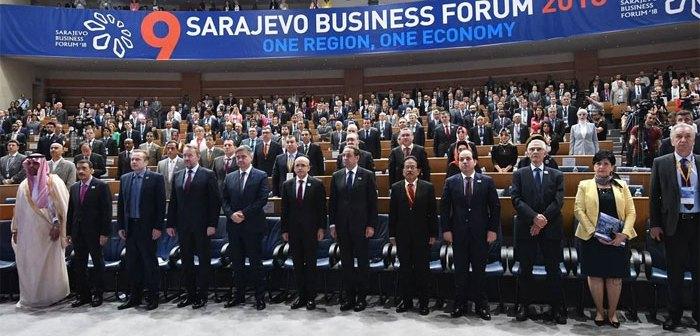 Sve spremno za deseti Sarajevo Business Forum