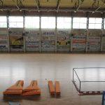 U sportskoj dvorani u Srebreniku postavljen novi parket