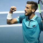 Damir Džumhur u osmini finala ATP turnira u Parizu