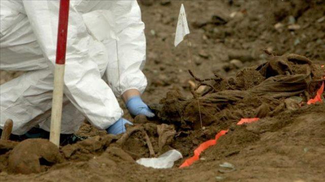U okolini Šekovića ekshumirani posmrtni ostaci jedne osobe iz proteklog rata