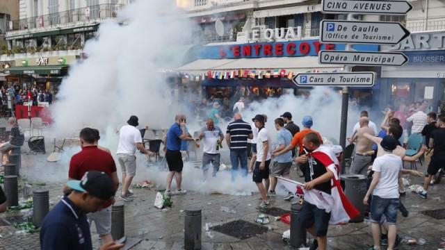 Više od hiljadu navijača uhapšeno na EURO 2016