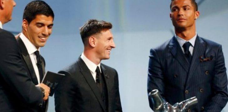 UEFA objavila listu kandidata za najboljeg igrača Evrope