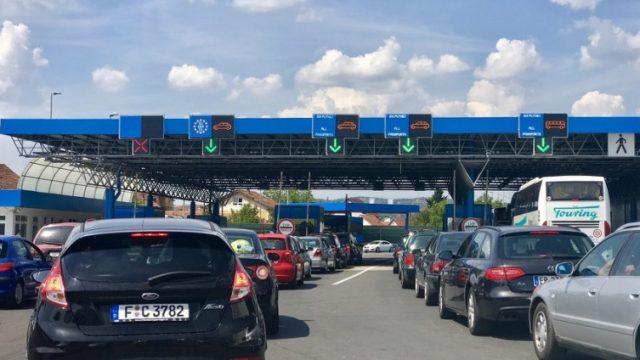 BIHAMK – Na graničnim prelazima zadržavanjna do 30 minuta