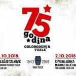 Večeras koncert Crvene jabuke u okviru obilježavanja Dana oslobođenja Tuzle