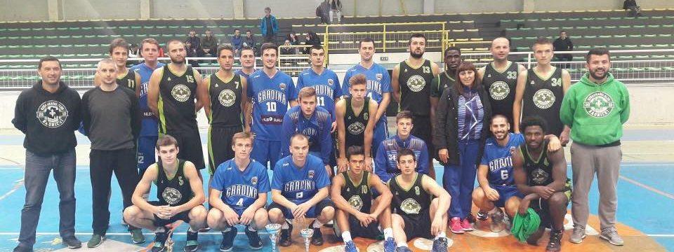 KK Gradina pobjednik 2. Memorijalnog turnira Adnan Gopo