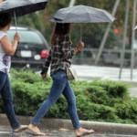 Ove godine nema žarkog ljeta i druga polovina avgustu nestabilna s kišom