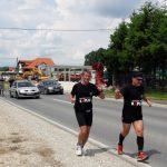 U Srebrenik stigli maratonci iz Hrvatske koji čuvaju sjećanje na ubijenu tuzlansku mladost