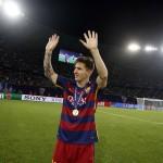 Forbes: Messi najplaćeniji sportista na svijetu u prošloj godini