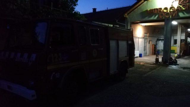 """Kantonalna uprava CZ TK – Vatrogasci ugasili požar u pogonu firme """"Mlinoles"""" u Gračanici"""