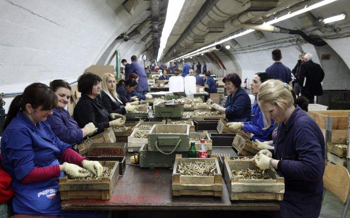 Izvoz namjenske industrije iz BiH smanjen za šest posto