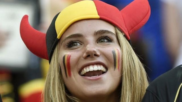 Navijačica Belgije dobila ponudu L'Oreala nakon što je fotografisana u Brazilu