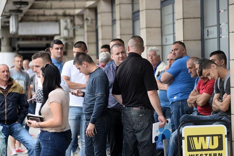 Prošle godine u BiH 15,7 posto nezaposlenih