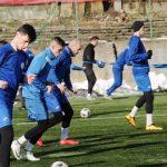 FK Tuzla City na pripremama u Sloveniji