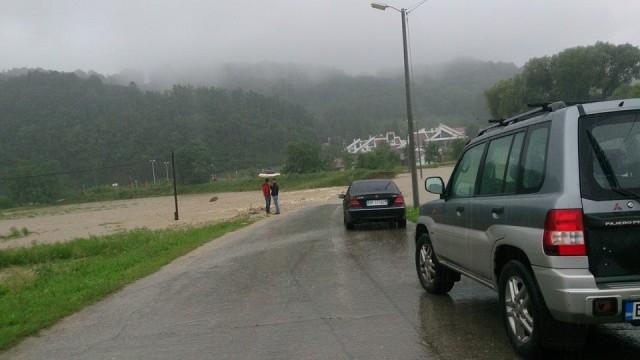 poplava kod oriona