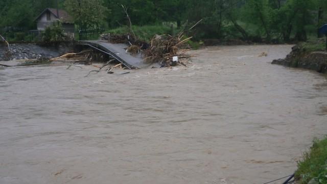 poplave d potok