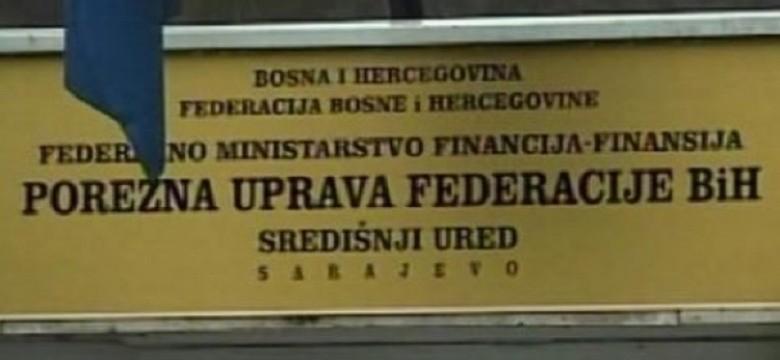 Saopštenje Porezne   uprave   Federacije   BiH