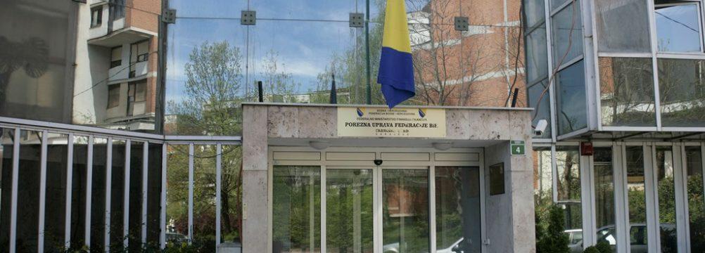 Porezna uprava FBiH – Pojačana kontrola na području Kantona Sarajevo